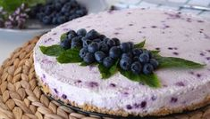 completamente. Después, refrigerarlo Relleno, Cheesecake, Desserts, Food, World, Pies, Deserts, Recipes, Iceland