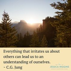 """""""Everything that irritates us about others can lead us to an understanding of ourselves. Relationships Love, Everything, Canning, Conservation"""