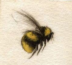 "miradademujer: ""#MDM #wings #art #bee 🐝 """