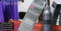 Keraton Prata - Para tonalizar cabelos loiros claros e amarelados | Perfeita Beleza