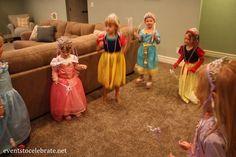 ideas disney princess party games tangled birthday for 2019 Princess Party Activities, Princess Birthday Party Games, Disney Princess Party, Tea Party Birthday, Kids Party Games, Birthday Games, Disney Party Games, Tangled Birthday, Birthday Crowns