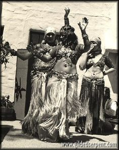 Bellydance in Berkeley: Pepper, Linda & Ingrid