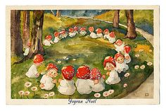 The Fairy Ring Joyeux Noel/Christmas
