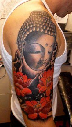 Buddah - tattoo