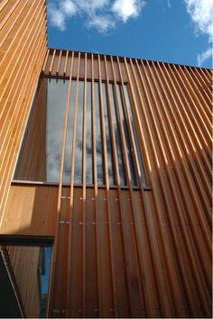 åpent hus: Ikke bare fire vegger / the beauty of lines