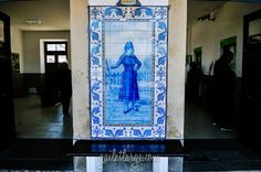 Ovar Railway Station, Portugal (8)Ovar Railway Station Azulejos  Posted on March 23, 2015 by Gail at Large