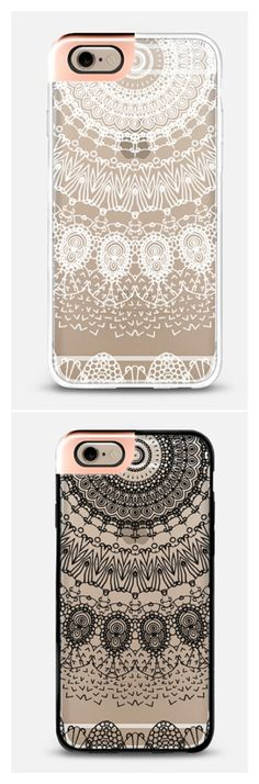 BOHO WHITE LACE BOHO BLACK LACE by Monika Strigel for Casetify  Use the code qm2i9w (QM2I9W) to get $10 off your first order and enjoy free shipping worldwide! More cute cases in my store at Casetify - check for MONIKA STRIGEL to see my collection. Also for HTC, Samsung Galaxy, Blackberry and other devices! Just use the dropdown menue! #iphonecase #phonecase #transparent #cute #monikastrigelcases #iphone6 #samsunggalaxy #htc #blackberry #black #lace #illustration