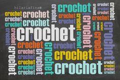 Crochet, crochet, crochet ❥ 4U // hf