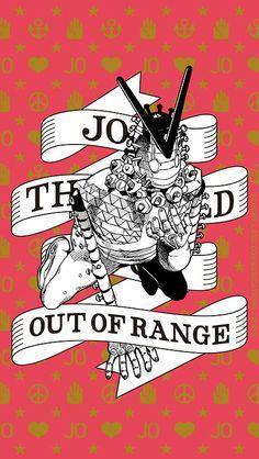WALLPAPERS - JOJO THE WORLD TOUR - 荒木飛呂彦 公式サイト [JOJO.com]から