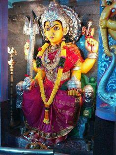 Shree Nookalamma Thalli(Mother), Anakapalli, Andhra Pradesh,  Devi will be ceremonially worshipped on Amavasye/ Yugadi eve