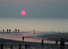 Daily Photo on the Blog: Sunset over Mindel Beach, Darwin, Australia: http://www.ytravelblog.com/sunset-over-mindel-beach-darwin-australia/ #travel
