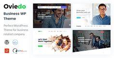 Oviedo- Multipurpose Business WordPress Theme