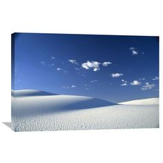 White Sands National Monument, New Mexico By Tim Fitzharris, 24 X 36-Inch Wall Art