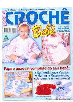 BEBE MODA CROCHET AÑO 6 Nº 49 - Lucy Torres - Веб-альбомы Picasa