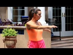 How to Do Water Aerobics Stretches | Water Aerobic Exercise
