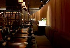 A modern take on Chinese, from Neil Perry, with a dramatic interior, endless wine list and quality food.