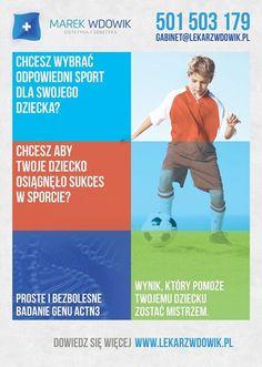 Testy genetyczne #testygenetyczne #genetyka #predyspozycjesport #dziecidyscyplina