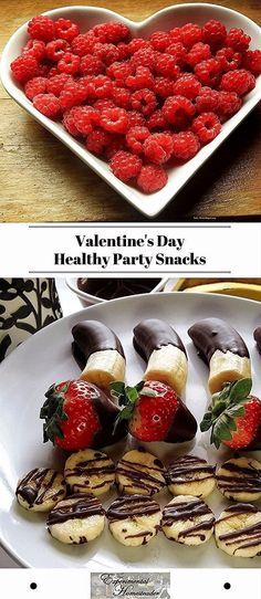 Valentine's Day Healthy Party Snacks Healthy party snacks are ideal for kids and adults alike. This Valentine's Day skip the candy and try delicious healthy snacks instead. # Healthy Snacks for adults Healthy Party Snacks, Healthy Snacks For Adults, Diabetic Snacks, Healthy Recipes, Healthy Kids, Valentines Day Food, Breakfast Recipes, Dessert Recipes, Desserts