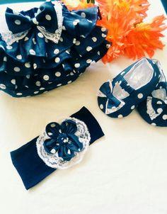 poa azul marinho ♡