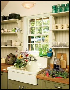 Someday I'll have a fantastic kitchen.. until then, I'll keep saving photos of kitchens I love.