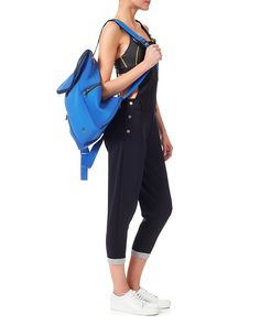 Sweaty Betty All Sport Backpack in Quad Blue, £70