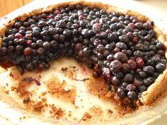 I LOVE Blueberry Pie, so with the bushes outside packed with berries, and I fully equipped kitchen, I was ready to make pie until my sup...