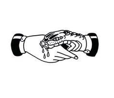bite trust snake traditional tattoo snake bites trust no one snake tattoo traditional tatto flash Hand Tattoos, Arm Tattoo, Body Art Tattoos, New Tattoos, Cool Tattoos, Tatoos, Flash Tattoos, How To Draw Tattoos, Death Tattoo