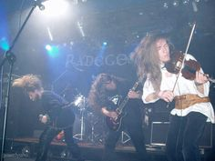 Polish Folk metal band, Radogost in Lublin