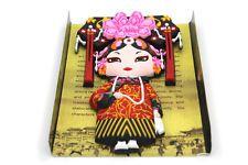 Beautiful Chinese drama characters Tie Jing Princess doll fridge