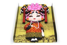 Beautiful Chinese drama characters Tie Jing Princess doll fridge