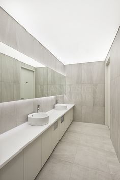 Interior Design Toilet, Office Bathroom, Alcove, Commercial, Public