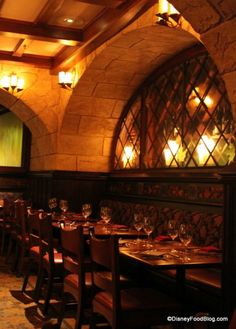 Review of the new lunch menu at Le Cellier Steakhouse in Epcot's Canada Pavilion by @AJ Wolfe (Disney Food Blog) (The Disney Food Blog).