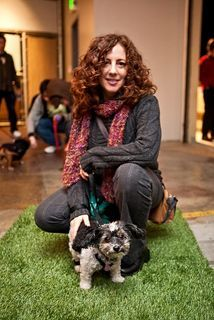 Meet the woman who ditched working on people in 2005, and started Happy Hounds Massage to help small animals across the Bay Area.