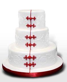 Wedding Cakes - Asian on Pinterest  Celebration Cakes, Wedding cakes ...