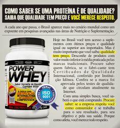 Como saber se uma proteína é de qualidade?