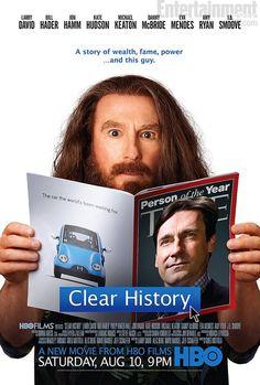 November - Clear History - 2013 - 3/5 // bill Hader <3