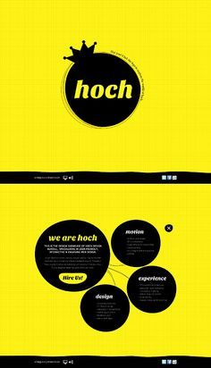 Hoch Design Flash Templates by Ares