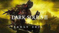 #DarkSouls3 a comienzos de 2016.