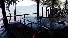 Lounge deck.