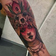 """""""Tribal woman""""   Tattoodo"""