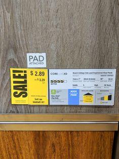 Affordable Vinyl Plank Flooring Reviews From a Homeowner#vinylplankflooring #luxuryvinylplank Luxury Vinyl Tile Flooring, Vinyl Plank Flooring, Luxury Vinyl Plank, Engineered Vinyl Plank, Vinyl Floor Covering, Basement Living Rooms, Lumber Liquidators, Concrete Patio, Flooring Options
