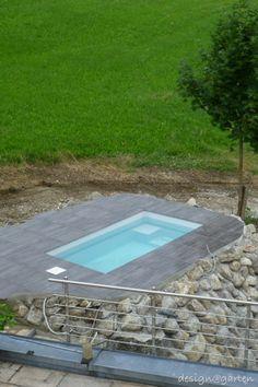 Minipool - Tauchbecken | Garten | Pinterest | Tauchbecken ...