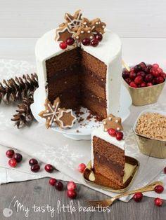 Lebkuchen-Toffee-Törtchen von My tasty little beauties - The Sugarprincess Christmas Cookie Club Türchen 7
