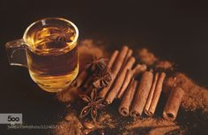 Cinnamon and anis by beryahmed82  IFTTT 500px 600d anis brown canon cinnamon food hot light natural photography tea yellow