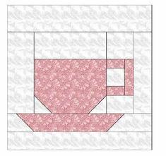 Блоки для печворк — Яндекс.Диск Foundation Paper Piecing, Views Album, Diy And Crafts, Kids Rugs, Quilts, Blanket, Yandex, Piercing, Tea