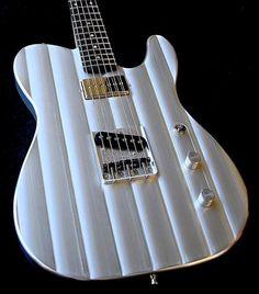 Liquid Metal Guitars