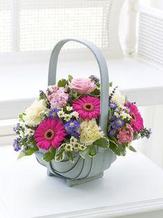 Summer Basket - Interflora