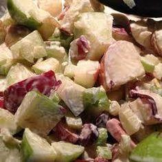 Ruby Tuesday Apple Salad