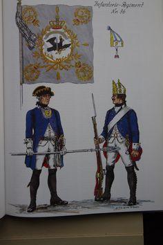 Fusilier Regiment No.36