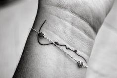 heart wrist tattoo - Szukaj w Google